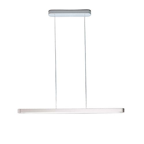 Artemide Talo Sospensione 90 LED, silber, dimmbar
