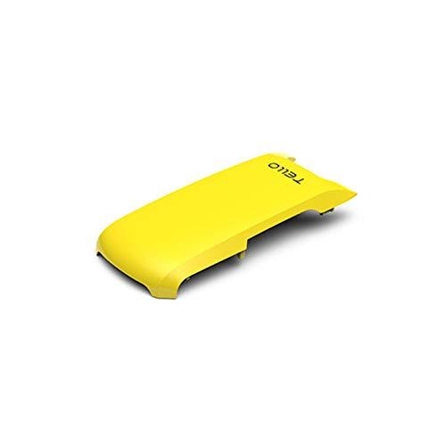 Tenglang Guscio superiore per DJI Tello, nuove parti di riparazione della custodia della copertura del corpo del drone, per la sostituzione dei danni (giallo)