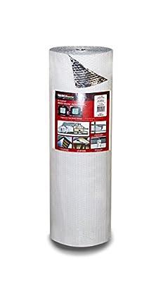 Reach Barrier SS24100 Air Single Reflective Polyethylene Insulation Roll, 2-Feet by 100-Feet