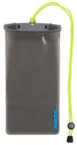 Aquapac(アクアパック) 完全防水ケース 654HK スモールワンガヌイケース グレー スマホ 財布 MP3プレイヤー