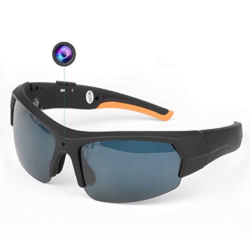 Cámara Bluetooth Gafas de Sol Gafas de cámara espía 32GB 1080P HD...