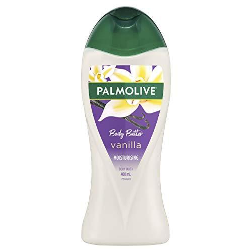 Palmolive Body Butter Heavenly Vanilla Moisturising Body Wash Recyclable, 400mL