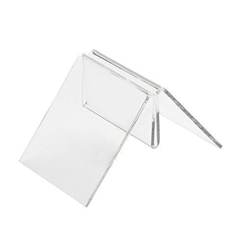 DISPLAY SALES Antireflex Schutzfolie f/ür Kundenstopper WindPro DIN A1 20 St/ück 0,5 mm dick Ersatzfolie 623 x 870 mm