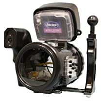 Recsea(Seatool)ビデオハウジング用左手グリップトレーセットボールジョイント付 STG-05L2-V