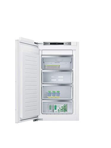 Siemens GI31NACE0 iQ500 Einbau-Gefrierschrank / E / 187 kWh/Jahr / 100 l / noFrost / softClosing Tür