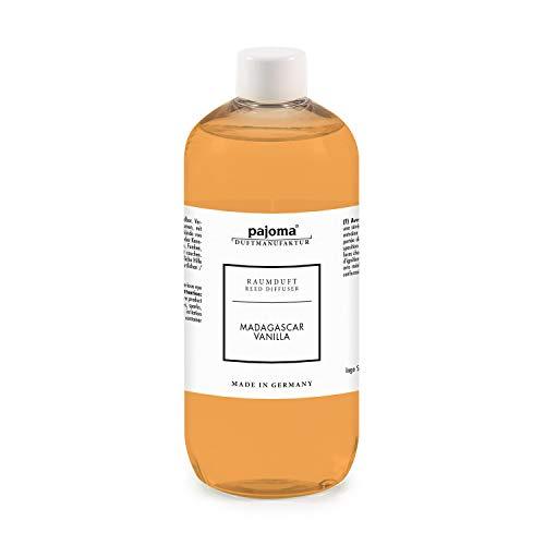 pajoma Raumduft Nachfüllflasche Madagaskar Vanille, 1er Pack (1 x 500 ml)