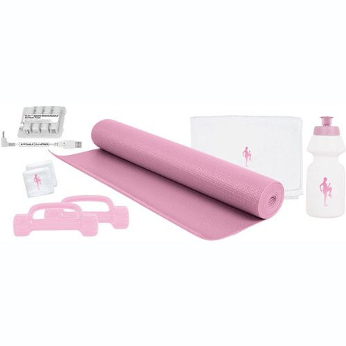 Wii Fit Workout Kit (Pink)