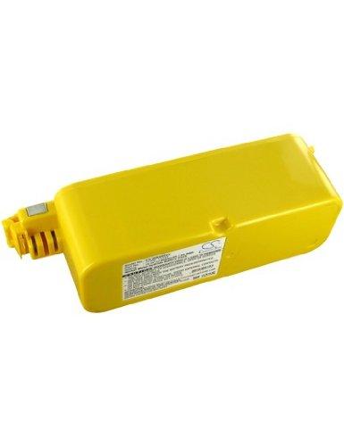 Batterie pour IROBOT ROOMBA PRO ELITE, 14.4V, 2000mAh, Ni-MH