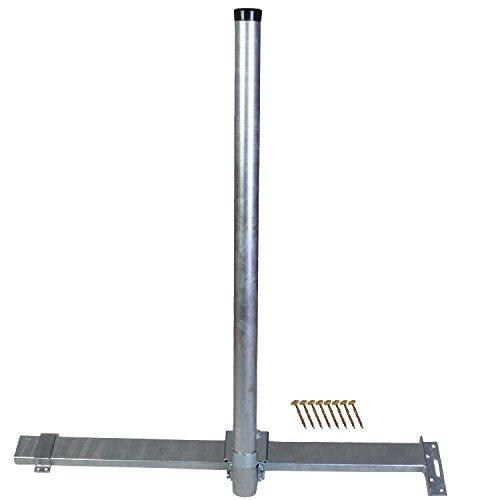 A.S.Sat 51521 Goliat 1100 äußerst robuster Sparrenhalter (115cm Mast)