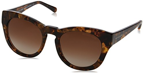 Michael Kors MK2037 MK2037 Wayfarer Sonnenbrille 5, Braun/Braun