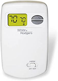 Emerson 1E78-140 Non-Programmable Heat Only Thermostat for Single-Stage Systems by Emerson Thermostats