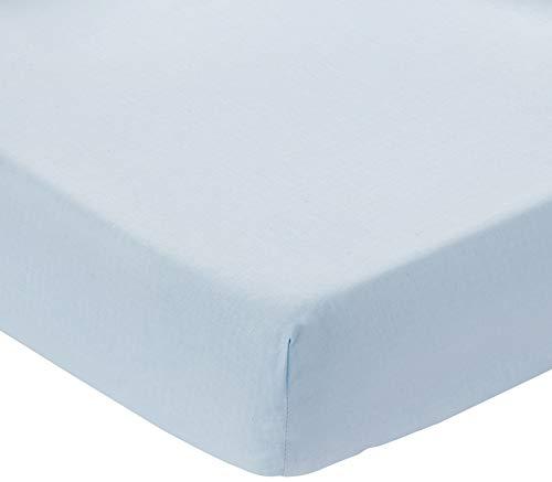 ComfortBaby 00010060-38 Spannbettlaken Beistellbett Plus, blau