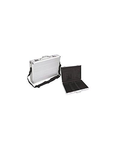 Perel 1819-14 Alukoffer für Laptop 425 x 305 x 80 mm