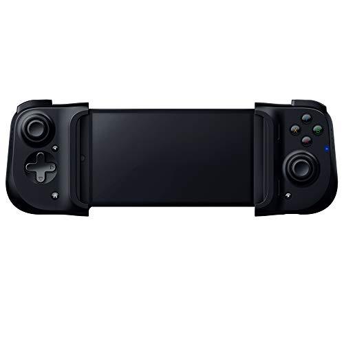 Razer Kishi für Android – Smartphone Gaming Controller (USB-C Anschluss, Ergonomisches Design, Individuelle Passform für Handys, Analog-Stick, Ultra niedrige Latenz) Schwarz - 7