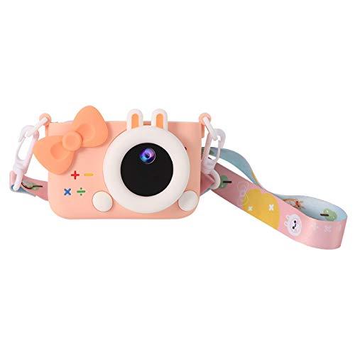 SALUTUYA Cámara para niños de 2,4 Pulgadas Digital para Tomar fotografías de Usted Mismo, para niños