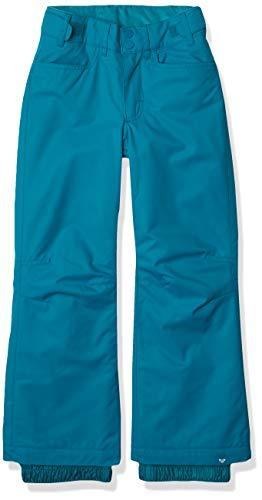 Roxy Girl's Backyard Snow Pants (Big Kids) Ocean Depths XL (14 Big Kids)
