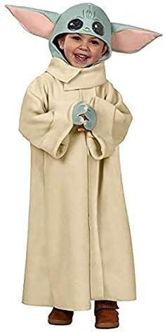 High order Star Wars The Max 85% OFF Mandalorian Yoda Child Baby Costume
