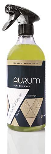 Aurum-Performance Polsterreiniger Auto – Autositz Reiniger und Innenraum Autopolster Reiniger mit kraftvoller Tiefenwirkung (Multi Textile Cleaner, 750ml)