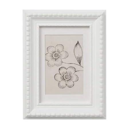 Ikea HIM TSSP Frame, White (10 * 15)