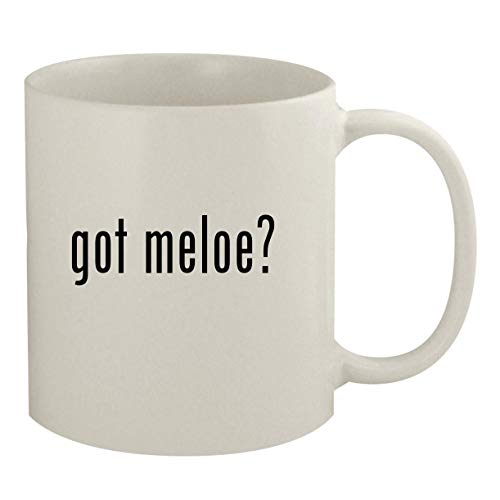 got meloe? - 11oz White Coffee Mug
