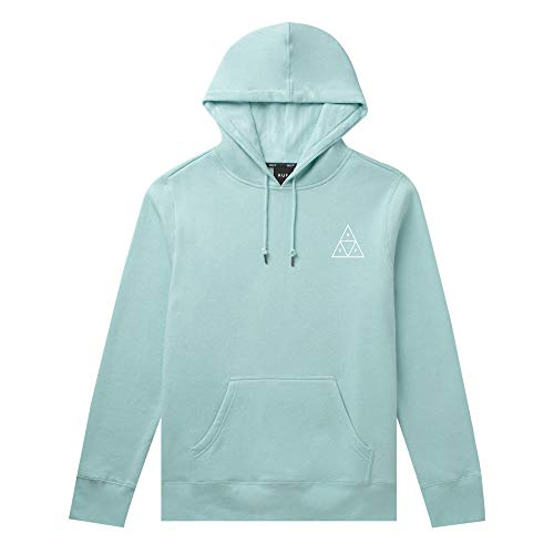 HUF, Sweat hood essentials tt, Harbor grey - XS