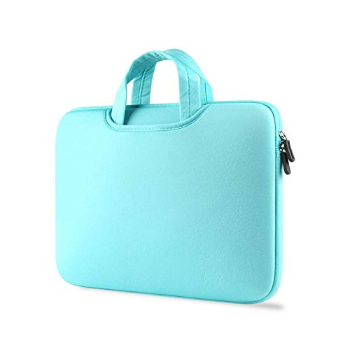 YABAISHI Brand New Multi-Color Soft Laptop Bag Notebook Handbag for Ipad MacBook Pro Air Dell Lenevo HP 11'/12'/13'/15'/15.6' Inch (Color : LB08N, Size : 14 Not for Apple)