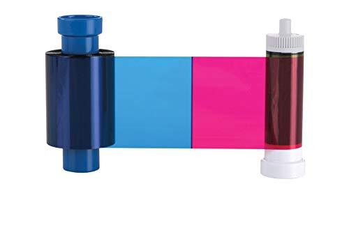 Compatible MA300YMCKO - 300 Print Color Ribbon for Enduro, Rio Pro & Pronto ID Card Printers