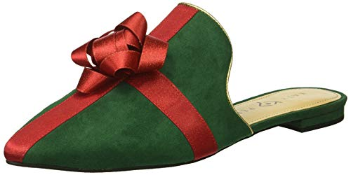 Katy Perry Women's The Stephanie Mule, Green, 5 M US