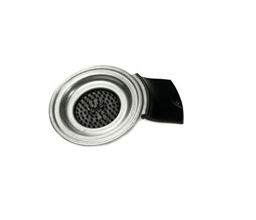 Black 1-Cup Podholder HD5009 For Philips Senseo Coffee Maker HD6553 HD6554 HD6555 HD6556 HD7803 HD7804 HD7805 HD7806 HD7810 HD7811 HD7812 HD7813 HD7814 HD7815 HD7816 HD7817 HD7818 HD7819 422225962781