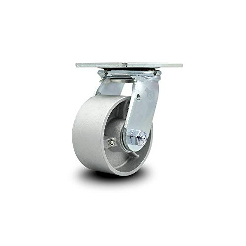 Best 4 x 2 inches plate casters review 2021 - Top Pick