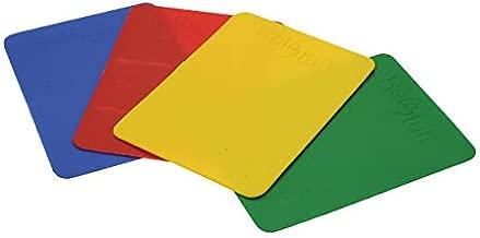 RefStuff RefScards - Tarjetas de árbitro con Mensaje en ...