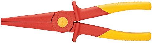 Draper Knipex 6083 Vollisolierte S-Serie Soft-Grip-Spitzzange, mehrfarbig, 220 mm