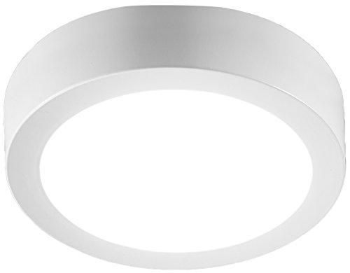 Vivida Spring plafón, redondo, LED, ᴓ170mm, 12W, 4000K, Blanco