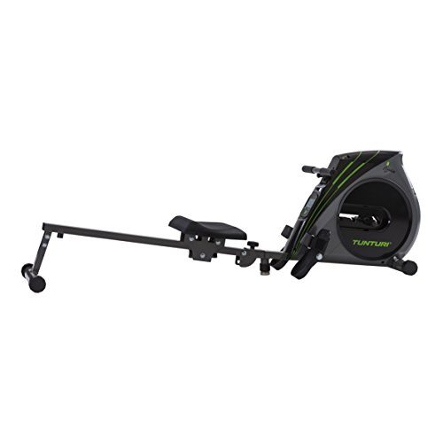 Tunturi Cardio Fit R20 Rameur d'appartement Pliable / Machine à ramer / Rowing machine - avec...