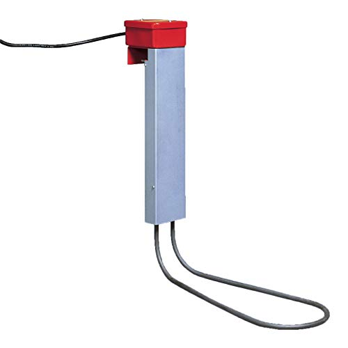 Allied Precision Industries API 71502 1500 Watt Horse and Livestock Stock Water Tank Trough Hanging Tankside Deicer Heater
