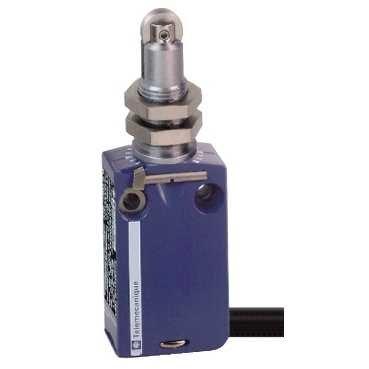 Schneider XCMD41F2L5EX XCMD Positionsschalterkopf Met.Rollenstößel, 2X 1Ö+1S, Sprungfunktion, Kabel, ATEX