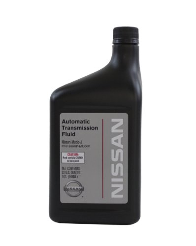 Genuine Nissan Fluid 999MP-MTJ00P Nissan Matic-J Automatic Transmission Fluid - 1 Quart