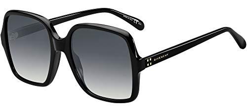 Givenchy Damen GV 7123/G/S G5 Sonnenbrille, Schwarz/Gy Grau, 70