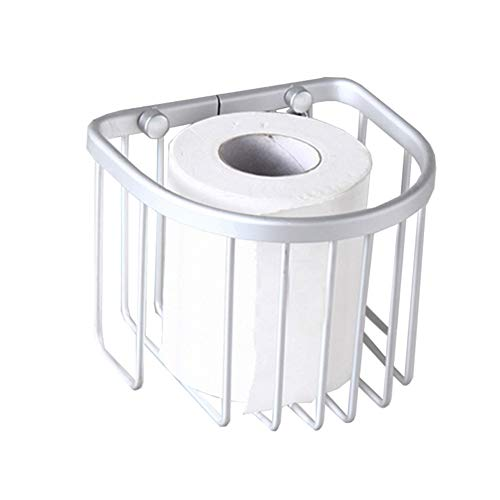 Soporte para Papel Higiénico Dispensador De Toallas De Papel Soporte para Papel Higiénico Montado En La Pared Dispensador De Toallas De Papel para Baño Y Cocina Estilo Moderno