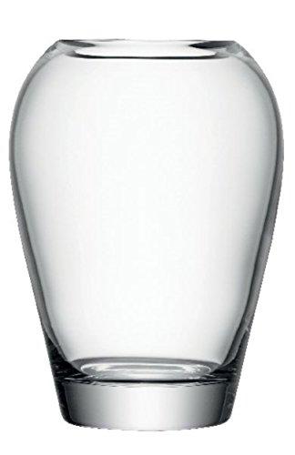 LSA Flower Garten Strauss Vase, Glass, Farblos, H25cm
