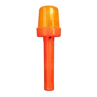 Blinkleuchte- Leuchte für Faltleitkegel - Leitkegel