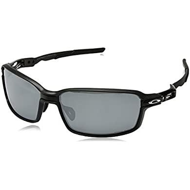 0a10488f207 Amazon.com  Oakley Polarized Radar Pitch Angleing Specific Sunglasses -  Woodland Camo Shallow Blue Polarized  Clothing