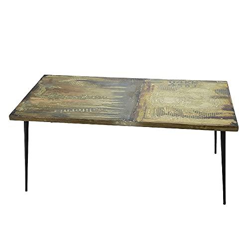 Amadeus Table Basse en manguier California