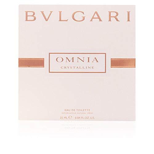 Bvlgari Omnia Crystalline Tocador Vaporizer Satin Pouch - 25 ml