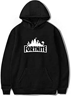 fortnite Europe and America Fashion Hoodie-M