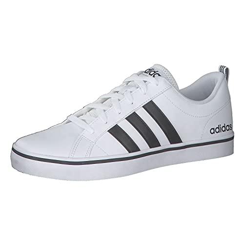 adidas VS Pace, Sneaker Hombre, Ftwbla Negbás Azurea, 42 EU