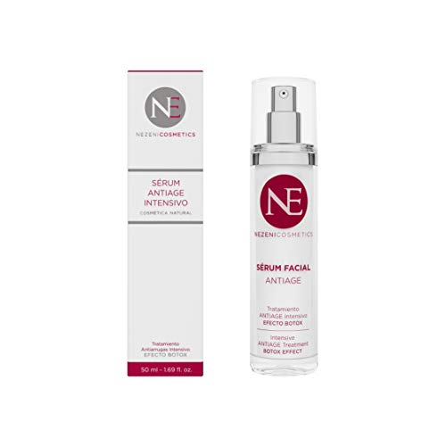 Nezeni Sérum Antiage Efecto Botox – 50 ml - BAJO CONSERVANTES 2 años caducidad cerrado
