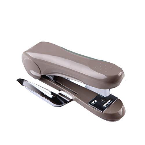 Stapler Nieuwe Handmatige Nietmachine Office Gadgets Student briefpapier Boekingsmachine Nietmachine School Kantoorbenodigdheden Beige+nail driver