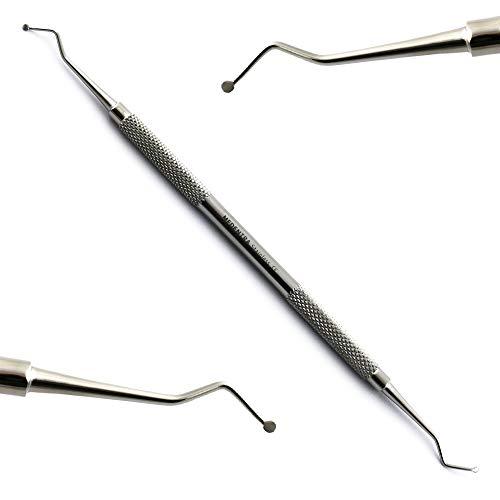 Dental Excavator 129/130 Spoon 1.8mm Carious Dentin Removal Cavities Restorative Instruments