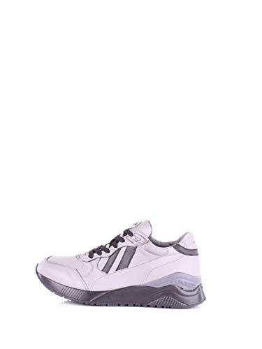 4US CESARE PACIOTTI Scarpe Sneakers Casual Uomo Real Calf 88AU1RF Pelle AI Nuovo